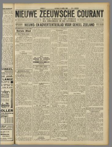 Nieuwe Zeeuwsche Courant 1930-04-19