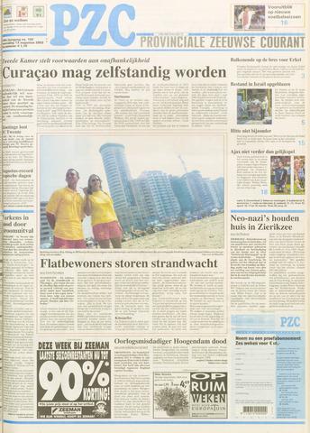 Provinciale Zeeuwse Courant 2003-08-13
