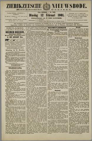 Zierikzeesche Nieuwsbode 1901-02-12