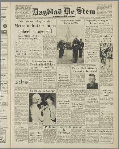de Stem 1957-07-02