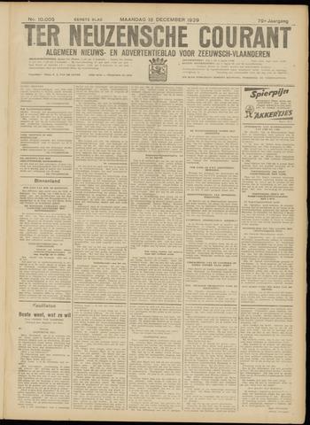 Ter Neuzensche Courant. Algemeen Nieuws- en Advertentieblad voor Zeeuwsch-Vlaanderen / Neuzensche Courant ... (idem) / (Algemeen) nieuws en advertentieblad voor Zeeuwsch-Vlaanderen 1939-12-18