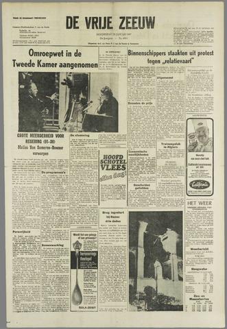 de Vrije Zeeuw 1967-01-19