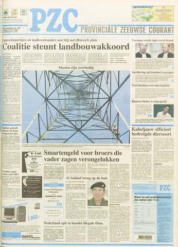 Provinciale Zeeuwse Courant 2003-06-27