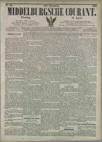 Middelburgsche Courant 1891-04-21