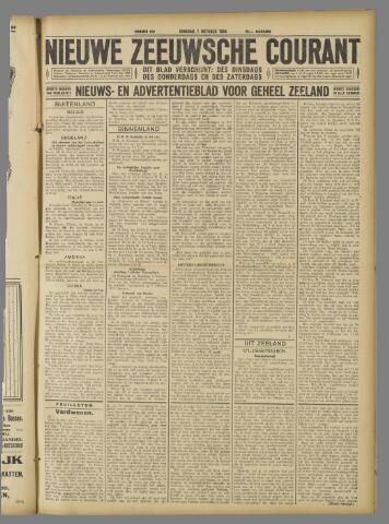 Nieuwe Zeeuwsche Courant 1924-10-07