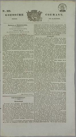 Goessche Courant 1839-12-20