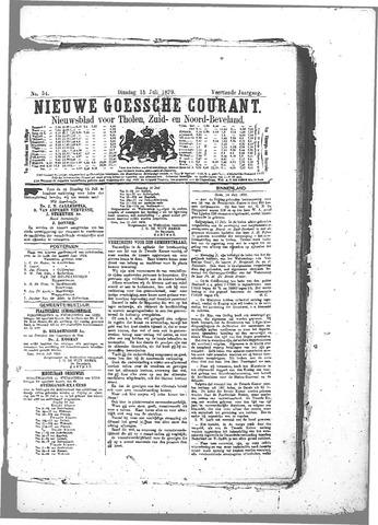 Nieuwe Goessche Courant 1879-07-15