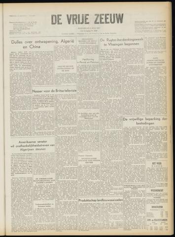 de Vrije Zeeuw 1957-07-03