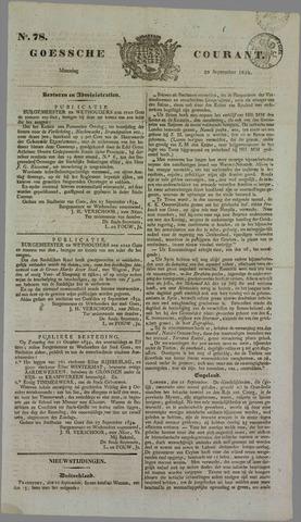 Goessche Courant 1834-09-29