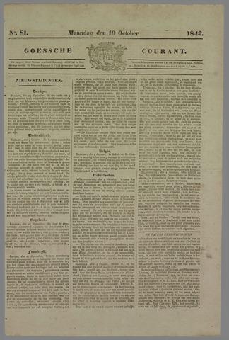 Goessche Courant 1842-10-10