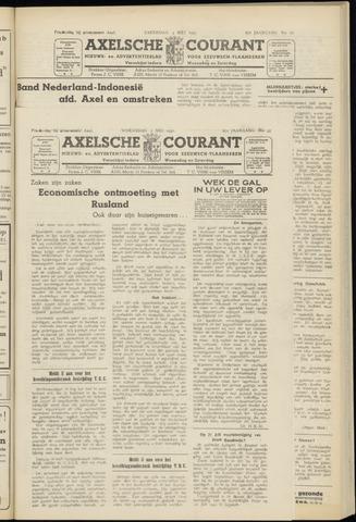 Axelsche Courant 1951-05-02