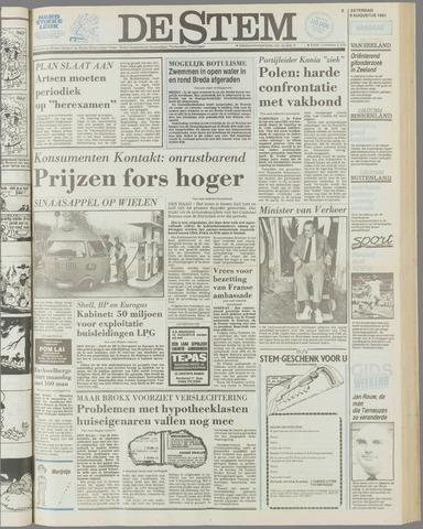 de Stem 1981-08-08
