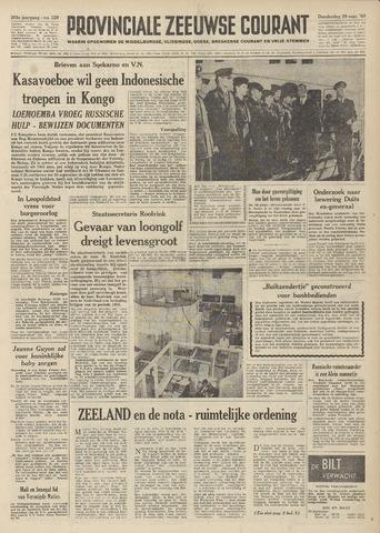 Provinciale Zeeuwse Courant 1960-09-29