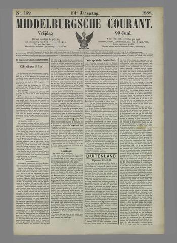 Middelburgsche Courant 1888-06-29