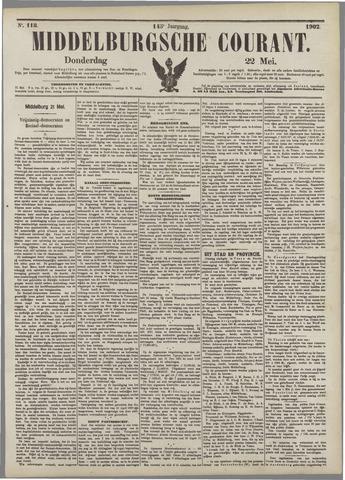 Middelburgsche Courant 1902-05-22