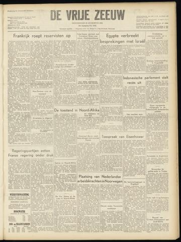 de Vrije Zeeuw 1955-08-25