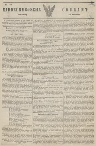 Middelburgsche Courant 1851-12-25