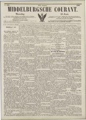 Middelburgsche Courant 1901-06-10