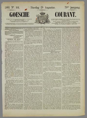 Goessche Courant 1883-08-28