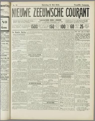 Nieuwe Zeeuwsche Courant 1916-05-13