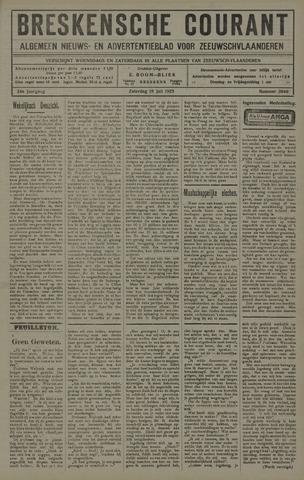 Breskensche Courant 1925-07-18