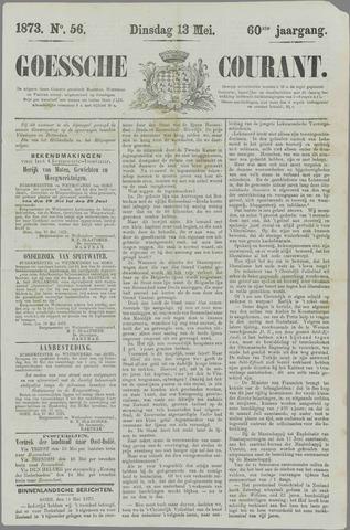 Goessche Courant 1873-05-13