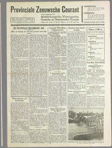 Provinciale Zeeuwse Courant 1940-07-03