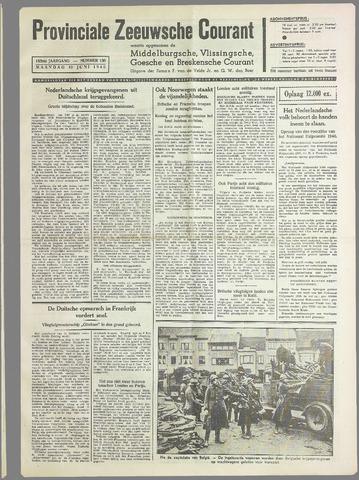Provinciale Zeeuwse Courant 1940-06-10