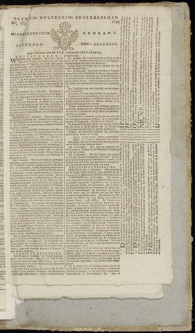 Middelburgsche Courant 1799-12-21