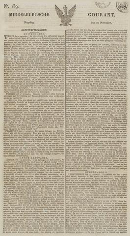 Middelburgsche Courant 1827-11-20