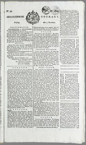 Zierikzeesche Courant 1824-12-03