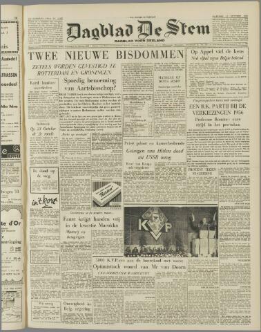 de Stem 1955-10-10
