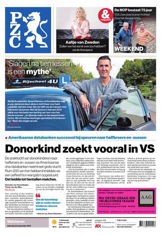 Provinciale Zeeuwse Courant 2017-09-23