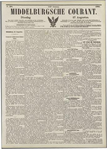 Middelburgsche Courant 1901-08-27