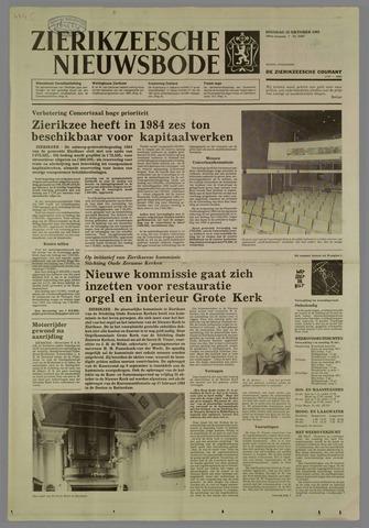 Zierikzeesche Nieuwsbode 1983-10-18