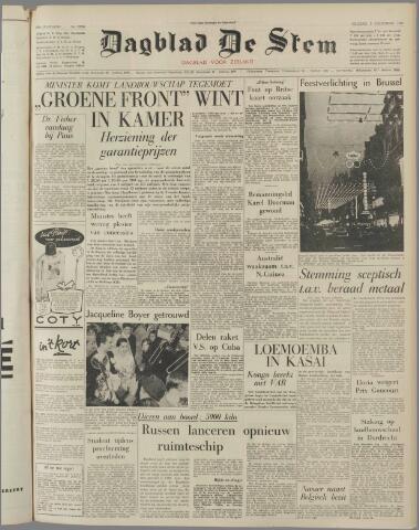 de Stem 1960-12-02