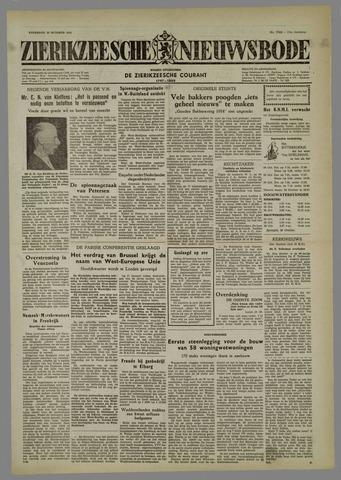 Zierikzeesche Nieuwsbode 1954-10-23