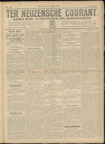Ter Neuzensche Courant. Algemeen Nieuws- en Advertentieblad voor Zeeuwsch-Vlaanderen / Neuzensche Courant ... (idem) / (Algemeen) nieuws en advertentieblad voor Zeeuwsch-Vlaanderen 1930-07-23