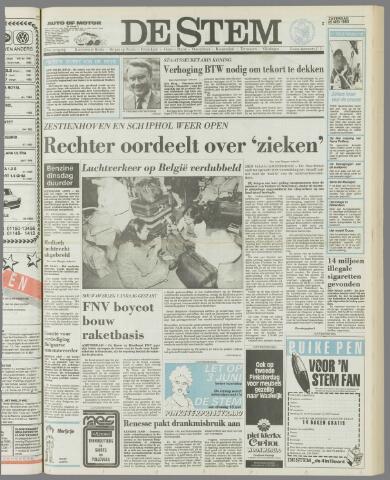de Stem 1985-05-25
