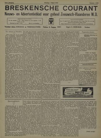 Breskensche Courant 1939-03-07