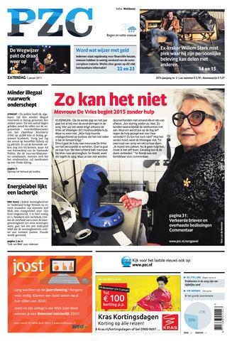 Provinciale Zeeuwse Courant 2015-01-03