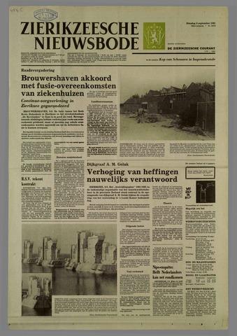 Zierikzeesche Nieuwsbode 1981-09-08