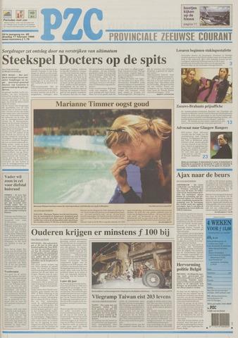 Provinciale Zeeuwse Courant 1998-02-17