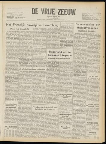 de Vrije Zeeuw 1953-04-10