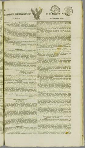 Middelburgsche Courant 1837-11-11