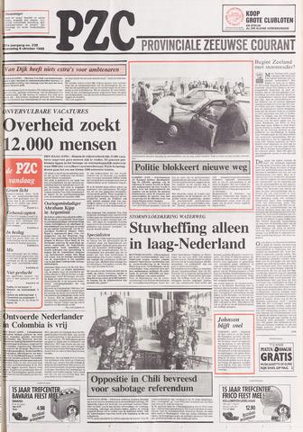 Provinciale Zeeuwse Courant 1988-10-05