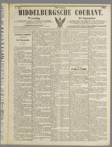 Middelburgsche Courant 1905-09-20