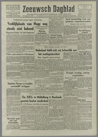 Zeeuwsch Dagblad 1956-11-26