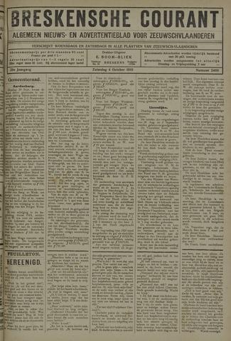 Breskensche Courant 1919-10-04