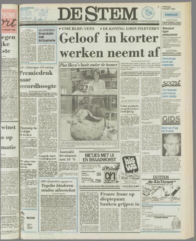 de Stem 1983-03-08